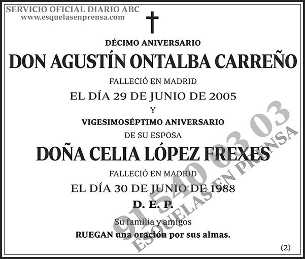 Agustín Ontalba Carreño